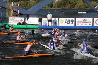 guillaume Lemarchand Kayak polo - de 21 ans